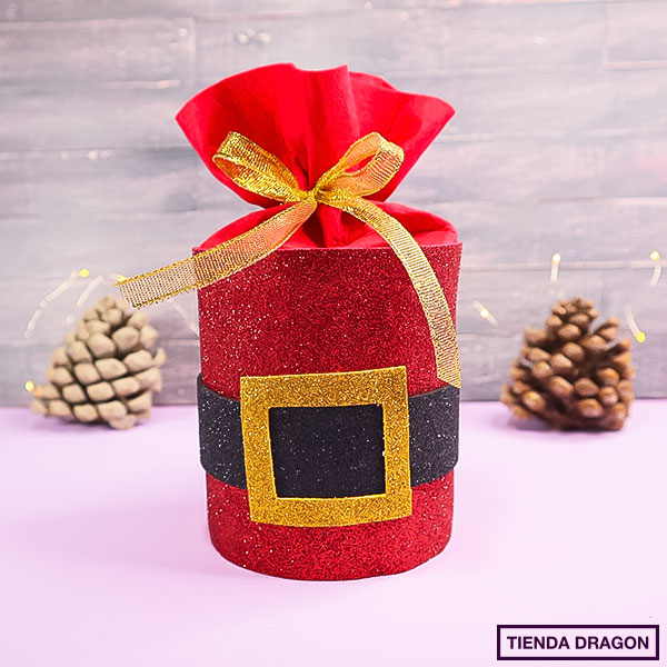 Adorno navideño - Santa