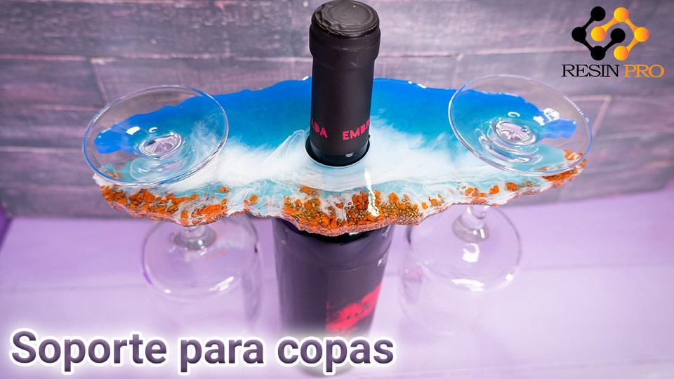 soporte para copas