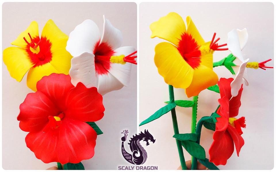 flores en interiores